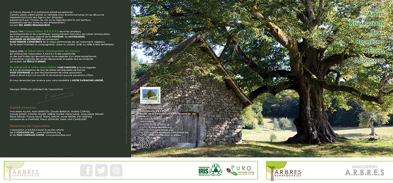 Arbres-flyer-recto